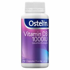 Ostelin Vitamin D 1000iu 250 Capsules