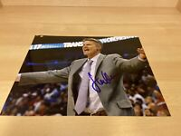 Steve Kerr Golden State Warriors Bulls Autographed Signed 8X10 Photo W/COA
