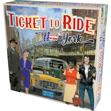 Asmodee STR8513 Ticket to Ride - New York