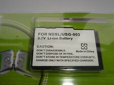 Batterie pour Nintendo DS LITE BATTERY USG-003 Battery ACCU NEUVE en France