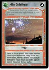 Star Wars CCG Special Edition Cloud City Celebration