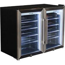 Glass door bar fridges ebay brand new schmick bar fridge combo triple glazed tropical outdoor alfresco planetlyrics Gallery