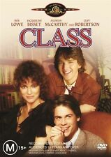 Class * NEW DVD * Rob Lowe Andrew McCarthy John Cusack (Region 4 Australia)