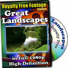 Great Landscapes HD RoyaltyFree StockFootage,Commercial