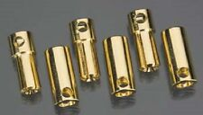 Castle Creations Mamba 5.5mm Bullet Connectors 13 Gauge/10 Gauge 150AMP  (3)