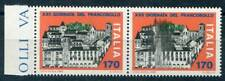 Giornata del francobollo '80 varietà vistoso difetto di stampa