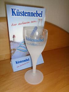 Set 6 st. Küstennebel Sternanis Satiniertes Glas 2 + 4 cl NEU OVP