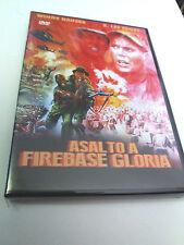"""DVD """"ASALTO A FIREBASE GLORIA"""" COMO NUEVO WINGS HAUSER R. LEE ERMEY"""