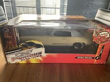Chevy Monte Carlo 70' 1/18 Fast And Furious  Tokyo Drift JoyRide