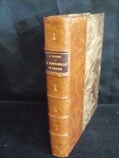 J. Baudry: La Fontenelle Le ligueur (brigandage en Basse-Bretagne (1920) reliure