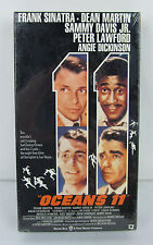 NEW Oceans Eleven (VHS, 1995) Factory Sealed