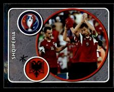Panini Euro 2016 (Swiss Star Edition) Team Photo Albania No. 13