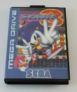 Sonic 3 (Megadrive) ✔ Collectible Condition