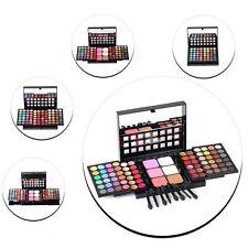Pro 78 Full Color Makeup Cosmetic Eyeshadow Blush Palette Set Big Kit Beauty