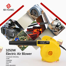 220V 1050W Electric Air Blower Vacuum Cleaner Handheld Car Garden Dust Leaf