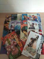 DC vertigo comics bundle x17 issues all different