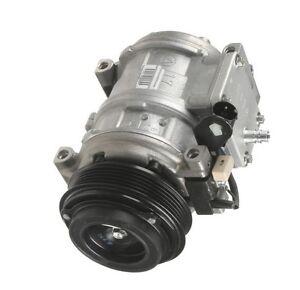 For BMW E31 840Ci 94-97 A/C Compressor w/ 5 Poly Clutch OE Denso