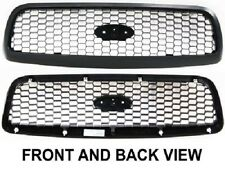 1998-2011 FORD CROWN VICTORIA FRONT HONEY COMB GRILLE SMOOTH FINISHED NEW!!