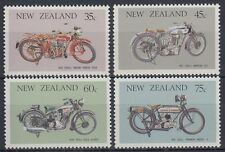 NEW Zealand 1986 ** mi.954/57 motociclette Motorcycles motorbikes [sq6868]