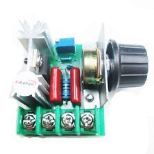 AC Motor Speed Control Controller 2000W Adjustable Voltage Regulator 50-220V
