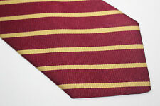 BROOKS BOTHERS Silk tie Made in USA F50
