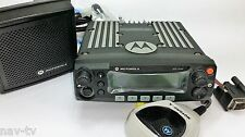 Motorola XTL2500 VHF Dash mount w/ accessories TESTED AND ALIGNED