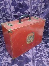 Vintage Romich roller rink skate case Wood/ Roller Skates Case