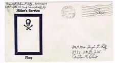 WWII PATRIOTIC-HITLER`S SERVICE FLAG(black)-SCARCE DESIGN-FREE-CAMP