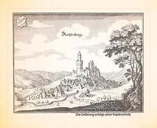 Reiffenberg Reifenberg Schwarzbachtal Kriegergedächtniskapelle Merian 0058