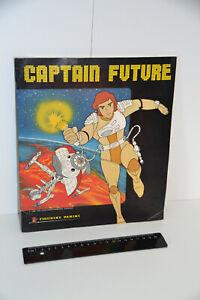 Captain Future/ Sammelalbum/ Stickeralbum komplett!/ guter Zustand/ Panini 1980