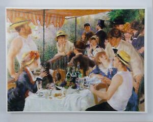 Renoir-Luncheon of the Boating Party- GiClee