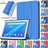 """Smart Stand Flip Case Cover 2017 Fits Lenovo Tab 4 10 (10.1"""") TB-X304L, TB-X304F"""