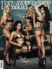Playboy Januar/01/2015 JESSICA ASHLEY & PLAYMATE-WAHL mit Abo-Cover!*
