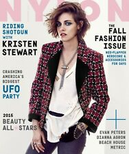 NYLON Magazine USA September 2015 Kristen Stewart NEW