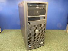 Dell Poweredge 800 Tower Server P4 2.8Ghz 4Gb Ddr2 Ecc 80Gb Fedex Ship in Usa