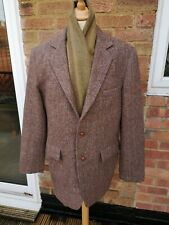 HARRIS TWEED JACKET SIZE 40L  - FREE UK P&P