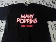 Large- Mary Poppies On Tour T- Shirt
