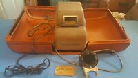 Vintage Electric Shock Electro Medical Therapy Treatment Machine & NERVES RARE