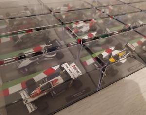 Collection Formula One 1/43 - Panini - F1
