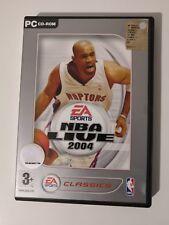 NBA LIVE 2004 PC