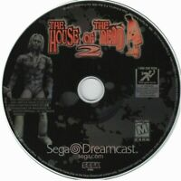 The House of the Dead 2 - Sega Dreamcast Game Only