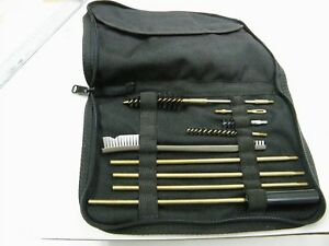 CLEANING KIT 9 PIECE GUN RIFLE BREAK FREE NEW VINTAGE