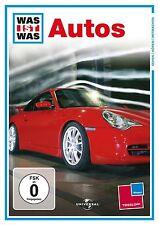 Was ist Was Autos # DVD * OVP * NEU