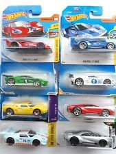 Hot Wheels FORD GT (Short Card) Mix X 8 Red line ect.🔥🔥