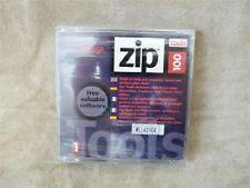 1) iomega  ZIP 100 IBM Compatibile 100 mb Diskette  NUOVO / SIGILLATO