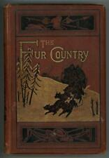 The Fur Country by Jules Verne First Edition