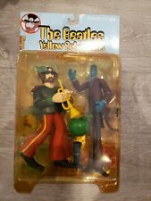 McFarlane THE BEATLES Yellow Submarine Action Figure Ringo with Apple Bonker NEW