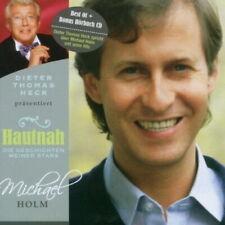 Michael Holm Hautnah (Dieter Thomas Heck präsentiert) CD Album + Hörbuch
