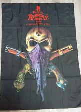 Alchemy Gothic the crossroads 1997 Vintage music logo poster FLAG alchemy carta