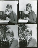 JUNE LOCKHART SMILING PORTRAITS PETTICOAT JUNCTION ORIGINAL 1964 CBS TV PHOTO